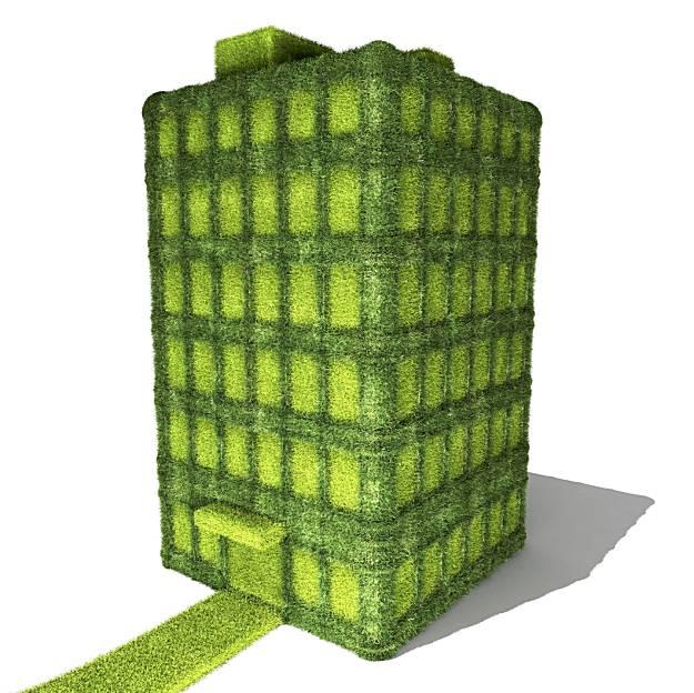 Green Building Design is in