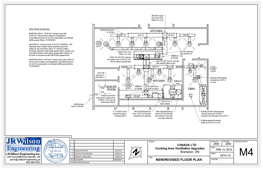 hvac plumbing drawings and calculations for commercial permit hvac drawings.pdf
